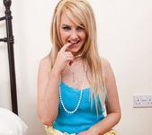 Katie K - Fishnet Pearls - SpunkyAngels 5