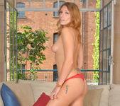 Ava Austen - Foxy Redhead - Anilos 14