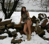 London Hart - Winter Wonderland - SpunkyAngels 2