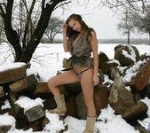 London Hart - Winter Wonderland - SpunkyAngels 4