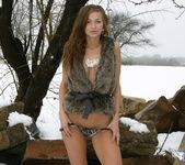 London Hart - Winter Wonderland - SpunkyAngels 7