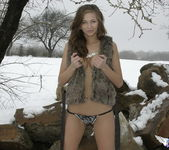 London Hart - Winter Wonderland - SpunkyAngels 11