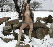 London Hart - Winter Wonderland - SpunkyAngels 15