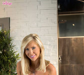 Tasha Reign Spreads Her Legs And Rubs Her Hungry Snatch 9