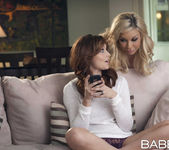 Soaking Up The Sin - Ariana Marie And Carmen Caliente 15