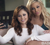 Soaking Up The Sin - Ariana Marie And Carmen Caliente 20