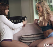 Soaking Up The Sin - Ariana Marie And Carmen Caliente 23