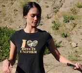 Tiffany Thompson - Getting Wet - SpunkyAngels 5