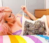 Rachael Lauren - Purple Lace - SpunkyAngels 4
