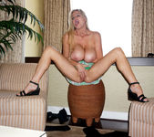 Pool Romp - Kelly Madison 4