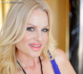 Blue Dress Desire - Kelly Madison 3