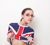 Kyra Mendez - Union Jack - SpunkyAngels 2