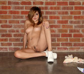 Zoey Violet - Bricks & Pussy - SpunkyAngels 17
