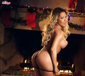 Capri Cavanni Is Horny Alone At Home Celebrating Christmas 8