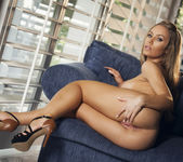 Nicole Aniston Gets Naked And Masturbates By The Window 15