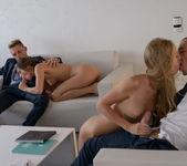 Caprice, Angelica, Ben & Marcello - Awe Inspiring Orgy 3