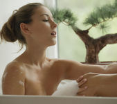 Ivy - Hot Bath - X-Art 16