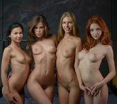 Caprice, Angelica, The Red Fox, Keira - Quadratic Sexquation 10