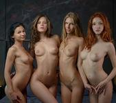 Caprice, Angelica, The Red Fox, Keira - Quadratic Sexquation 11