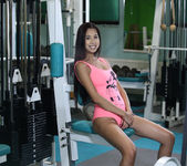 Working Out - Paula Shy 8