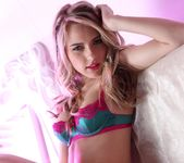 Chloe Toy - Pink Pussy Strip - Spinchix 4