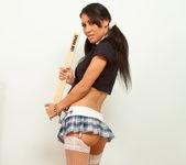 Jess West - Bad School Girl - SpunkyAngels 7