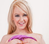 Katie K - Shiny - SpunkyAngels 12