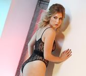 Jenny Lingerie Strip - Spinchix 5