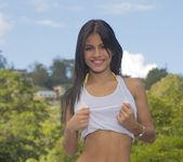 Yellow Bikini - Denisse Gomez 5