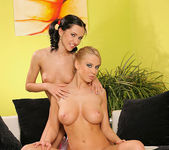 Mandy Dee & Sasha Rose 2