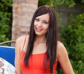 Natasha Belle - Outside In Orange 4