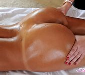 August Ames - Massage Threesome - Club Sandy 9