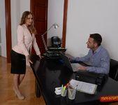 Sabrina Moore - The Seductress of the Office - DPFanatics 7