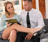 Alexis Adams - Executive Feet - Footsie Babes 11