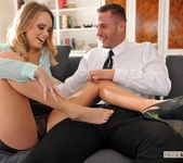 Alexis Adams - Executive Feet - Footsie Babes 12