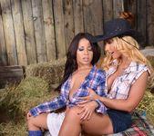 Kyra Hot & Susana Alcala 2