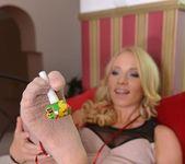 Kiara Lord - Hot Legs and Feet 16