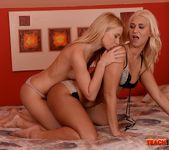 Linda Ray - Teaching Linda and Kiara - Teach Me Fisting 6