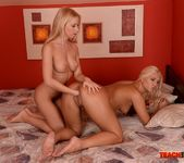 Linda Ray - Teaching Linda and Kiara - Teach Me Fisting 23