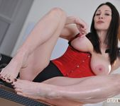 Rayveness - The Agency - Footsie Babes 6