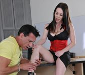Rayveness - The Agency - Footsie Babes 12