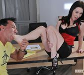 Rayveness - The Agency - Footsie Babes 14