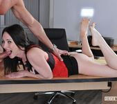 Rayveness - The Agency - Footsie Babes 20