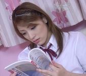 Yuu Mahiru Gets DPed With Sex Toys And Sucks Dick 2