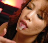 MILF Aya Sakuraba Empties Two Guys Of Their Cum 13