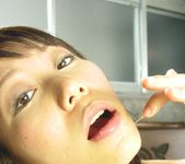 Cosplay Hottie Haruka Aoi Sucks Dicks For Cum 15