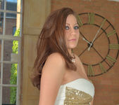 Lara Jade Deene - Sultry Brunette 4