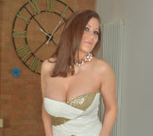 Lara Jade Deene - Sultry Brunette 7