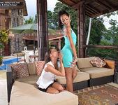 Chloe Amour & Kalina Ryu - InTheCrack 2