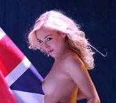 Rachelle's Patriotic Strip - Spinchix 7